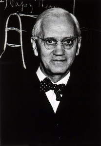 Foto von Sir Alexander Fleming