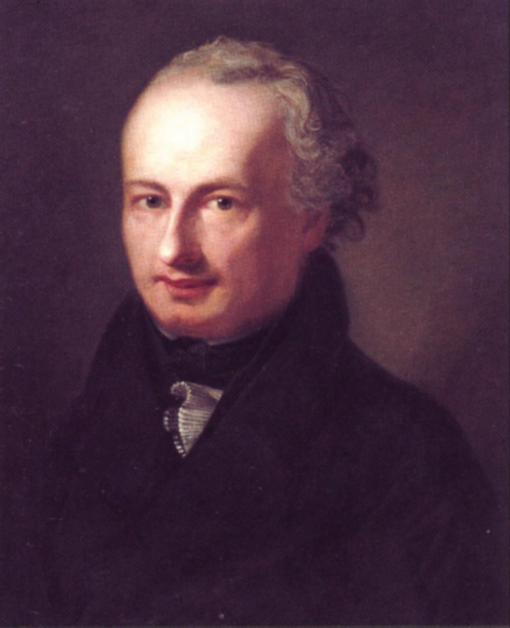 Portrait von Ignaz Wessenberg