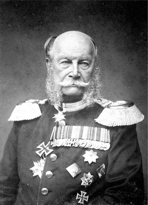 Portrait von Kaiser Wilhelm I