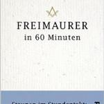 """Buchtitel """"Freimaurer in 60 Minuten"""""""