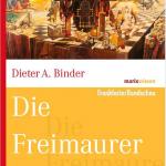 """Buchumschlag D.A. Binder: """"Die Freimaurer"""""""