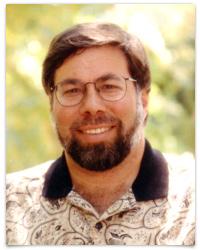Portraitfoto von Steve Wozniak